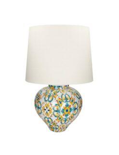 Lampada Medicea Stoneware 35x62cm